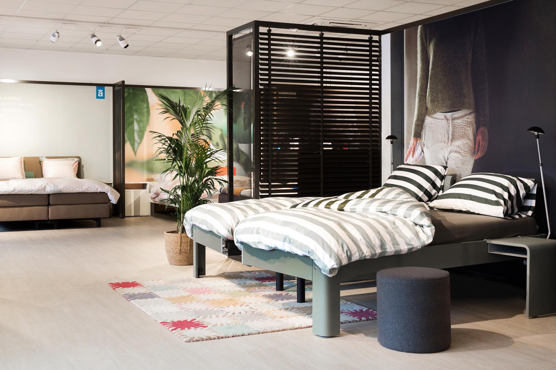 Auping Plaza Amersfoort – Natural Vita Talalay Latex Mattress Store in Amersfoort Utrecht
