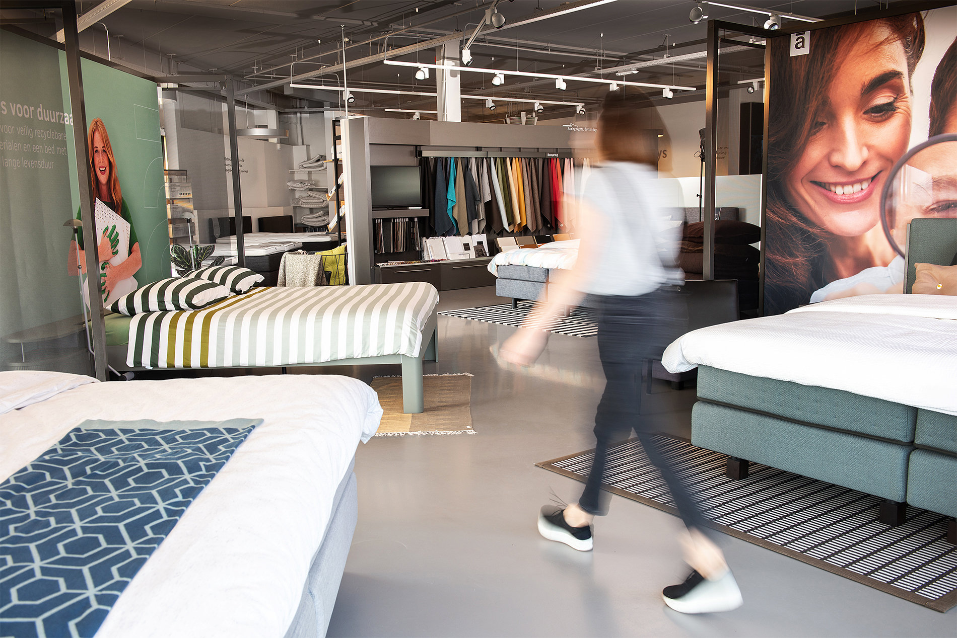 Auping Plaza Doetinchem – Natural Talalay Latex Mattress Store in Doetinchem GE