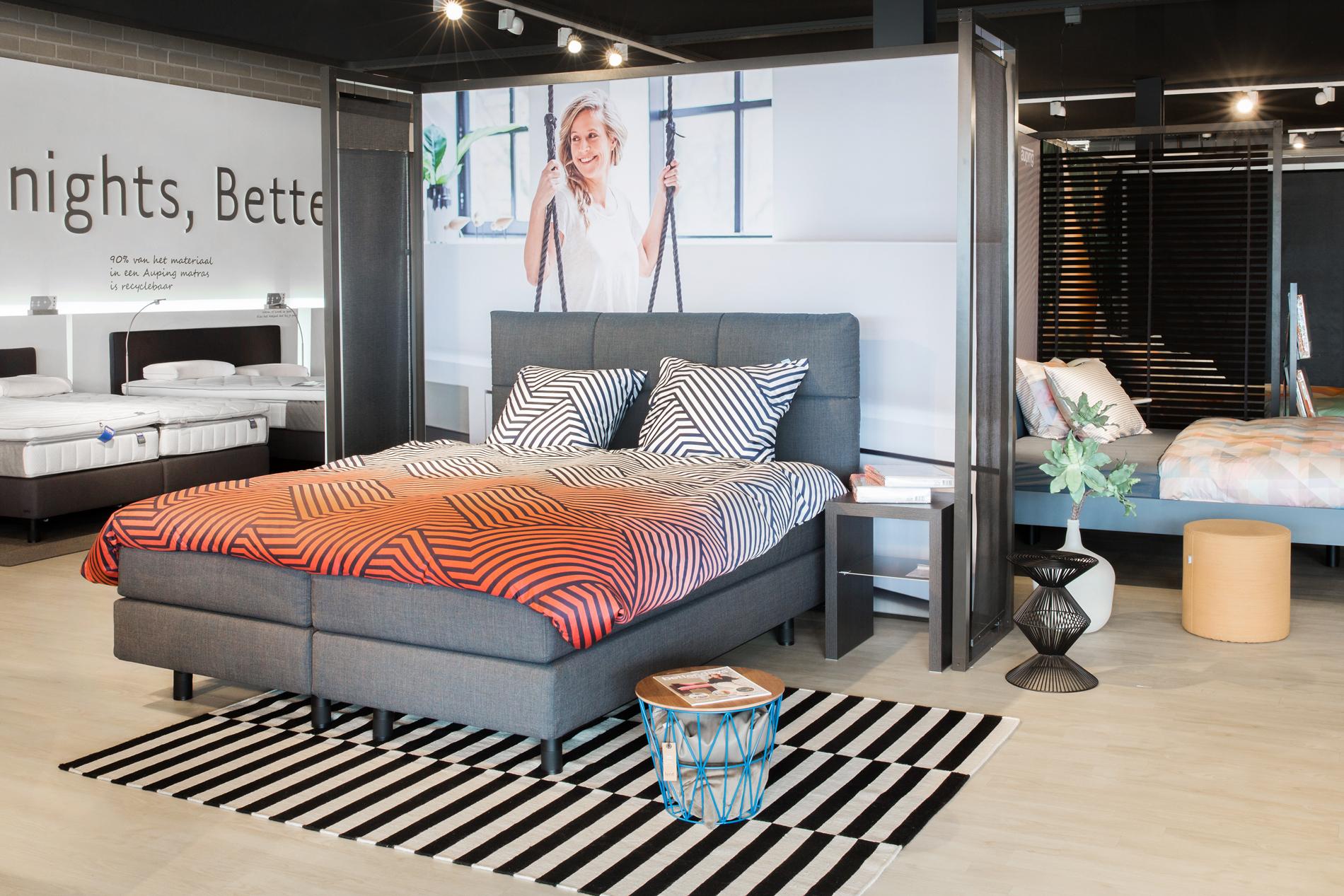 Auping Plaza Heerlen – Natural Talalay Latex Mattress and Latex Pillow Store in Heerlen Limburg