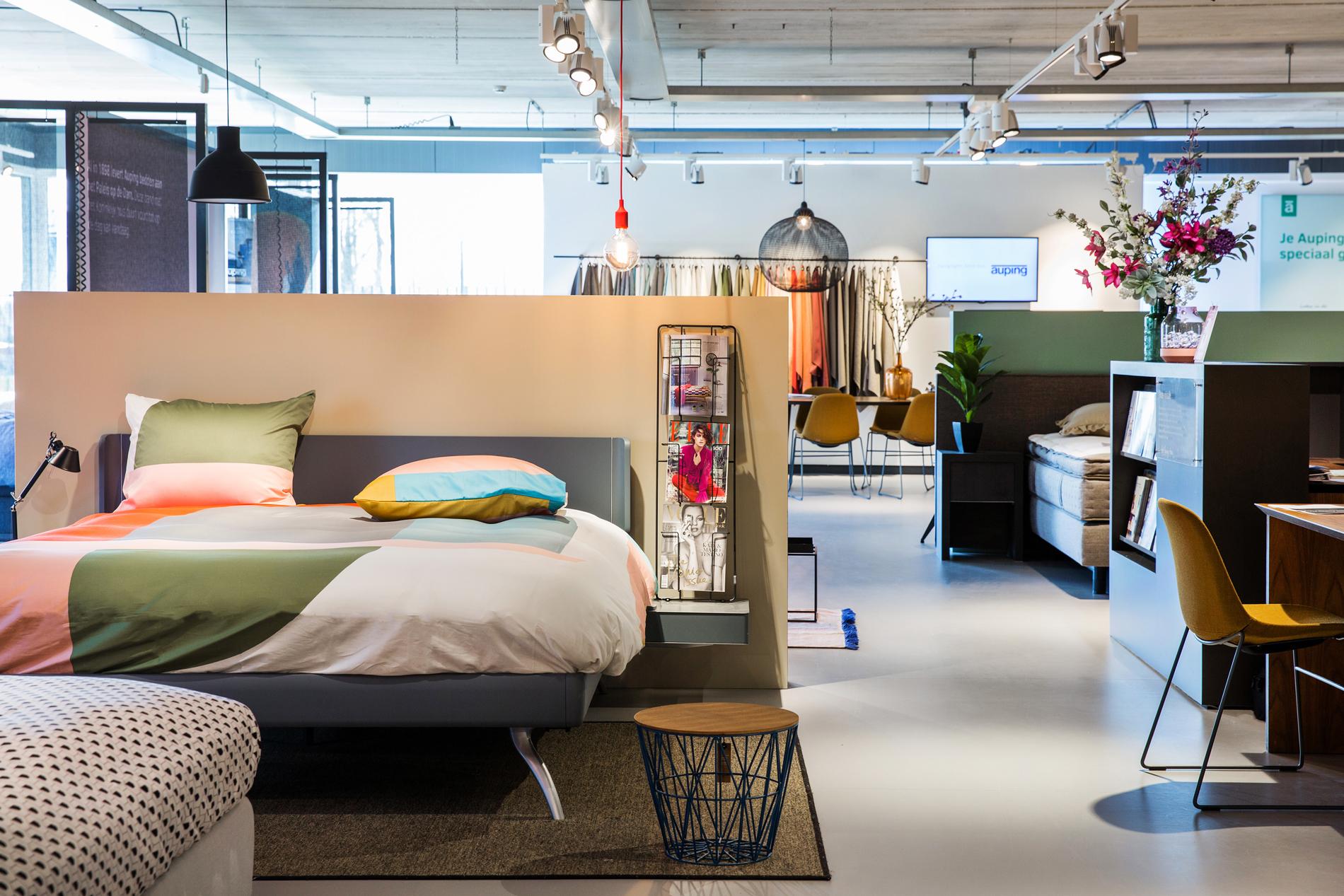 Auping Plaza Leeuwarden – Vita Talalay natuurlatex matraswinkel in Leeuwarden Friesland