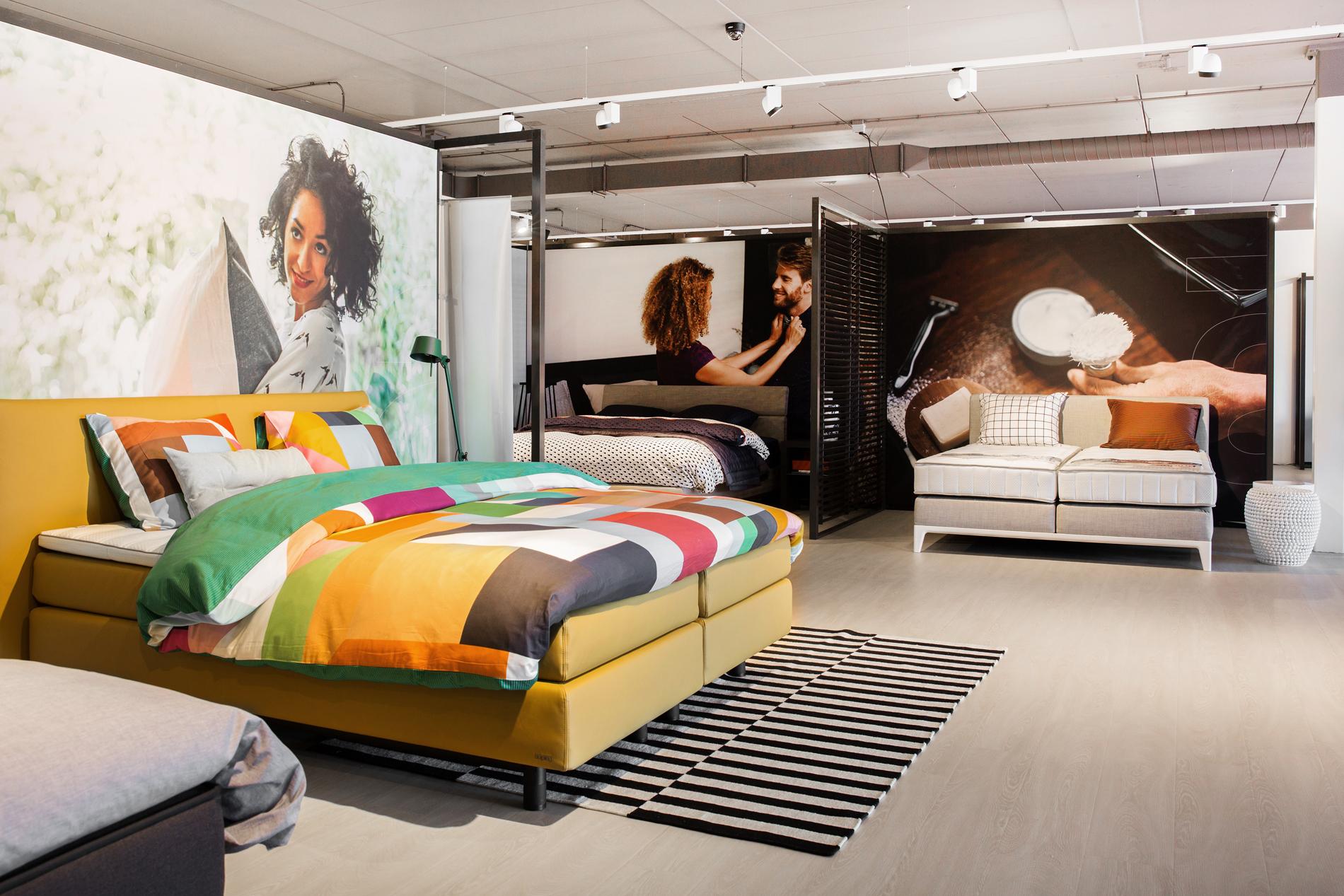 Auping Plaza Nijmegen – Natural Talalay Latex Mattress and Latex Pillow Store in Nijmegen Gelderland