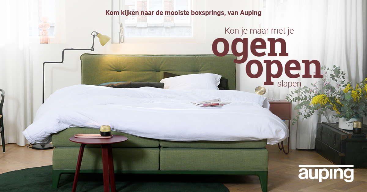 Auping Plaza Sneek – Natural Talalay Latex Pillow Store In Sneek Friesland