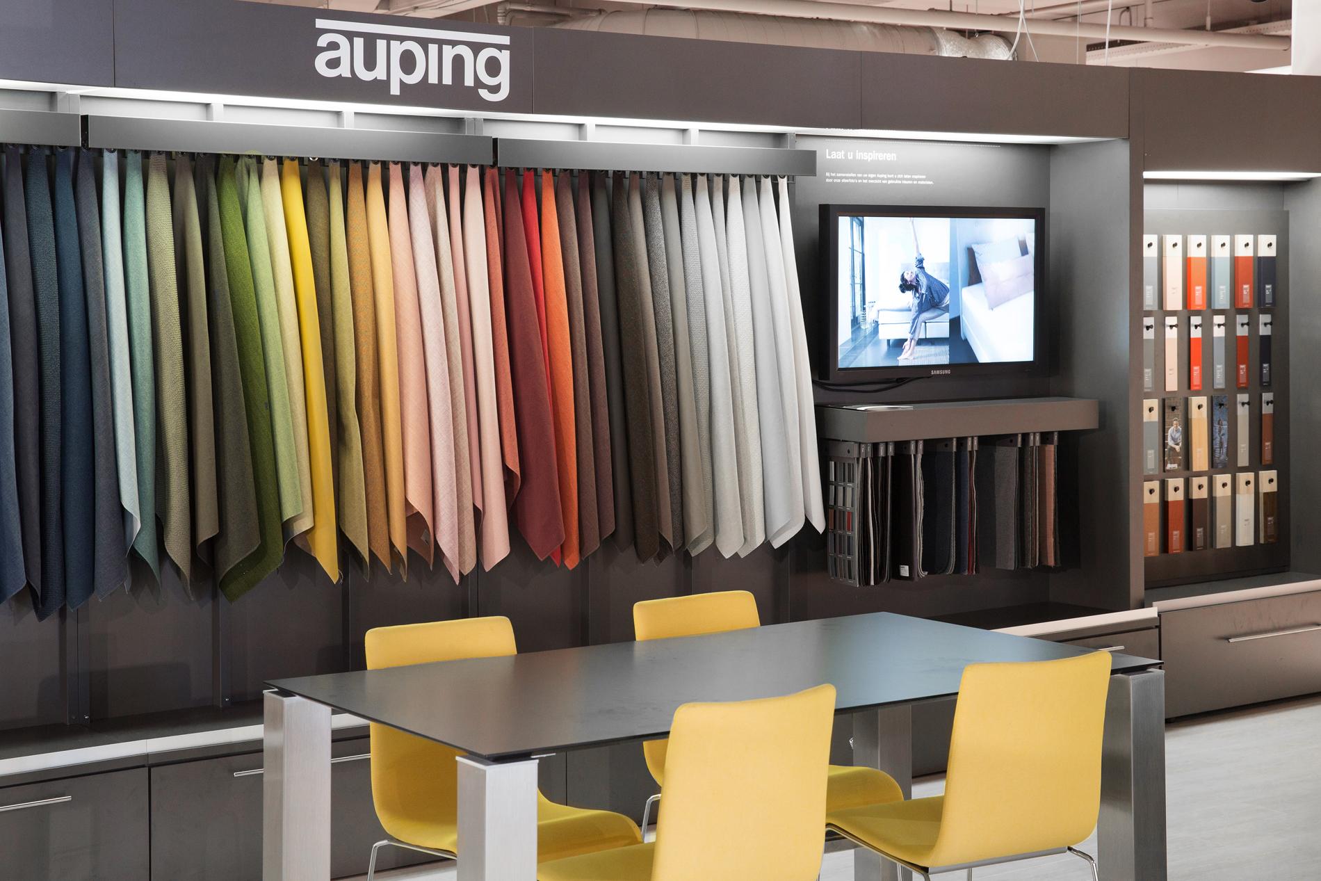 Auping Plaza Utrecht – Natural Talalay Latex Pillow Store in Utrecht Utrecht