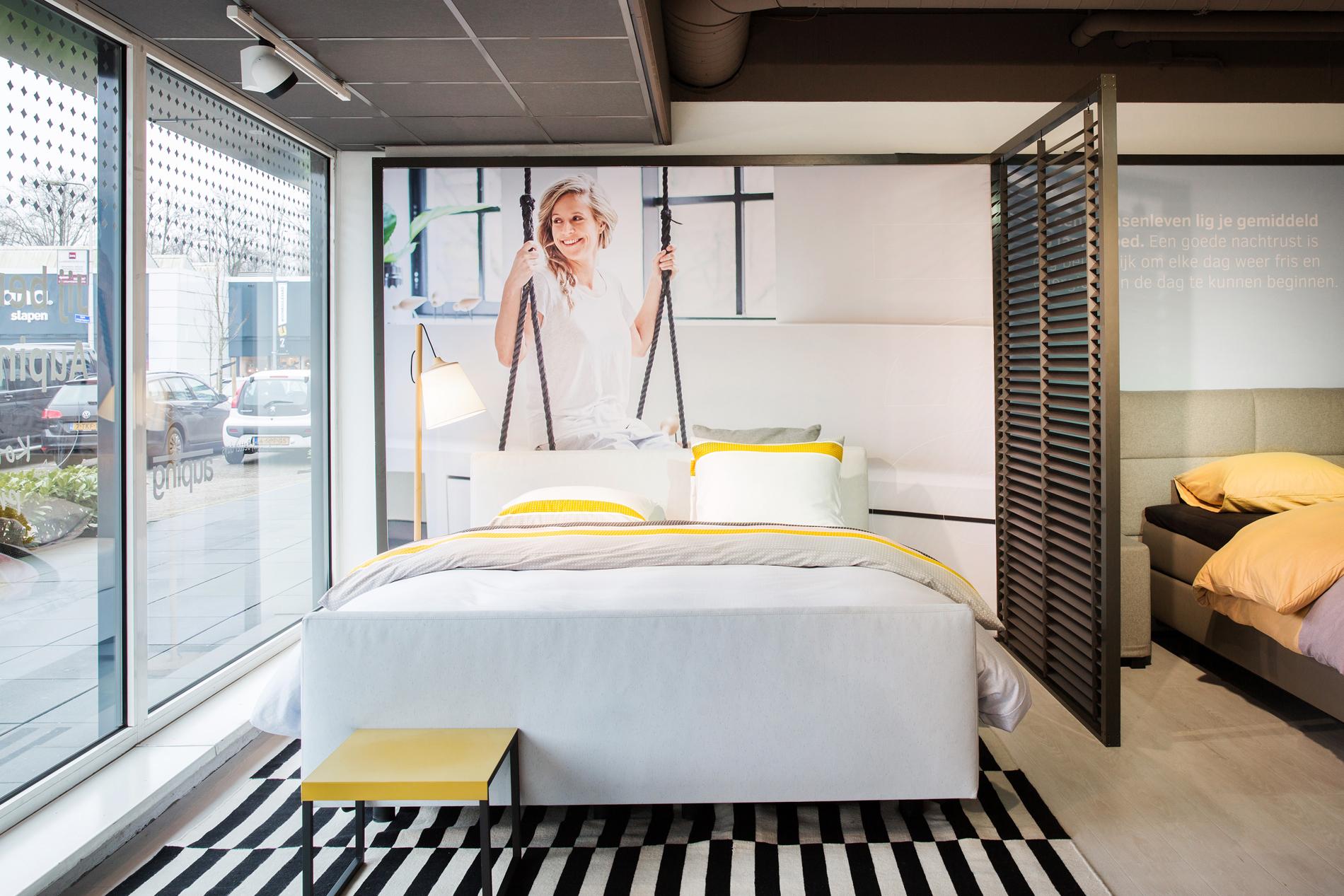 Auping Plaza Utrecht – Natural Talalay Latex Pillow Store in Utrecht UT