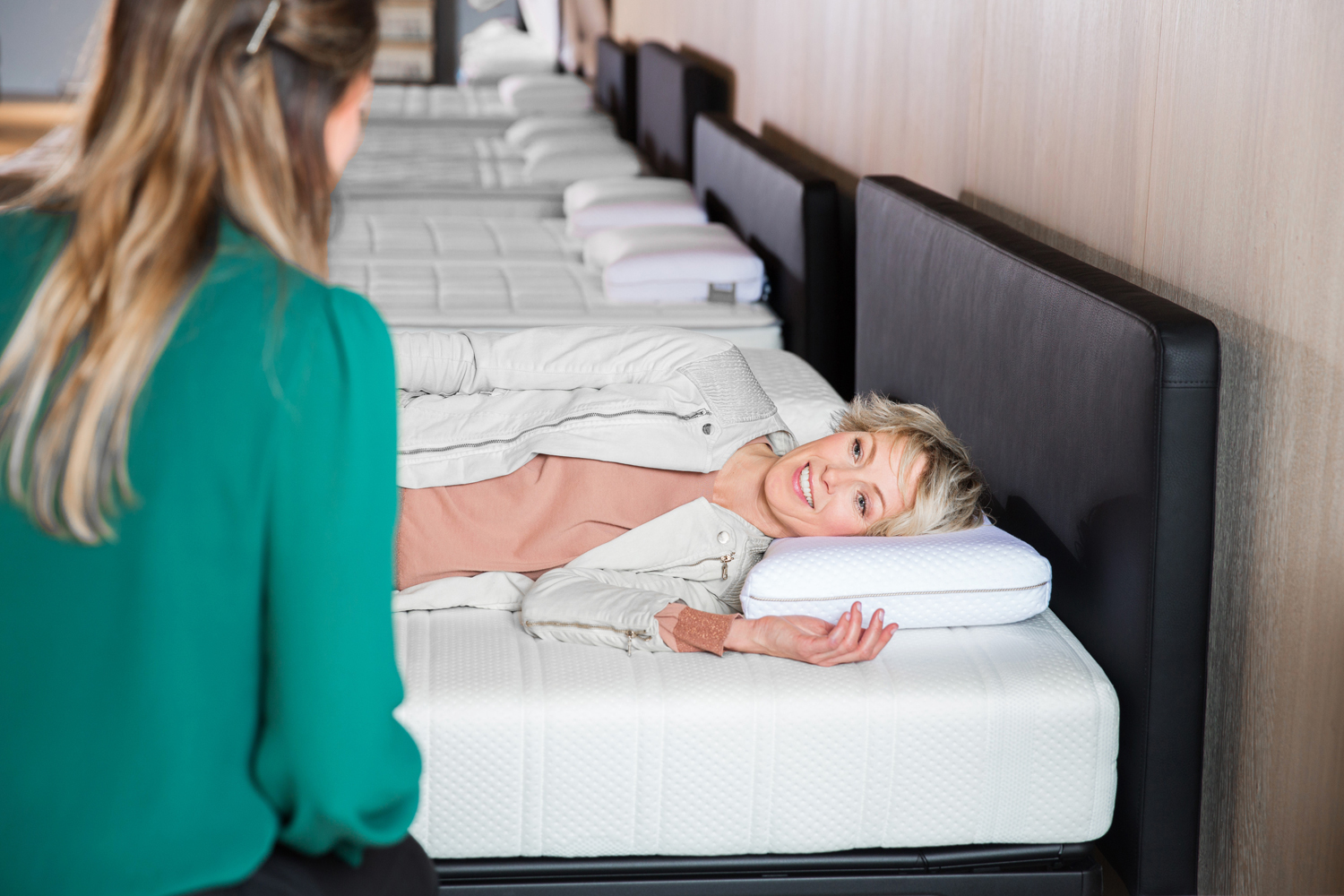 Auping Plaza Zutphen – Natural Talalay Latex Mattress Topper Store in Zutphen Gelderland