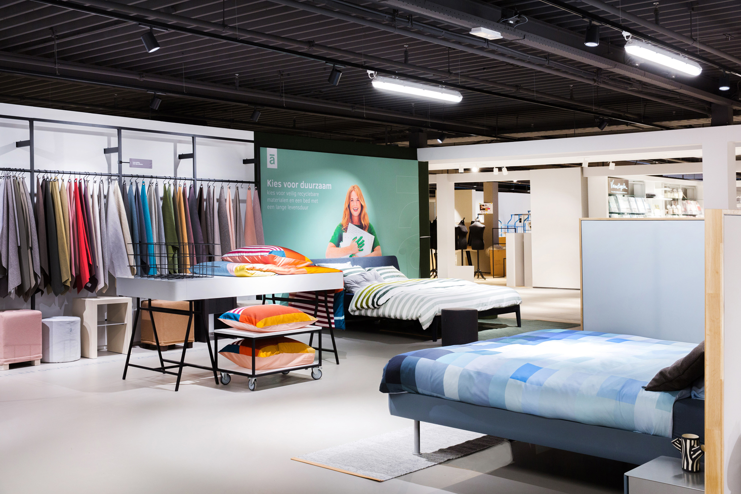 Auping Plaza Zutphen – Natural Talalay Latex Mattress Store in Zutphen GL