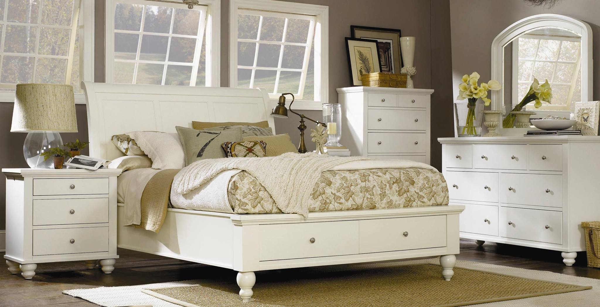 Bullard Furniture – Natural Talalay Latex Mattress Store In Fayetteville Nc