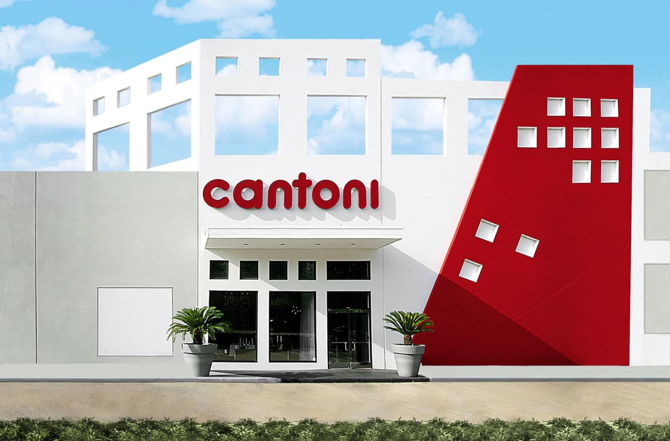 Cantoni Furniture Natural Latex Mattress Dallas Tx
