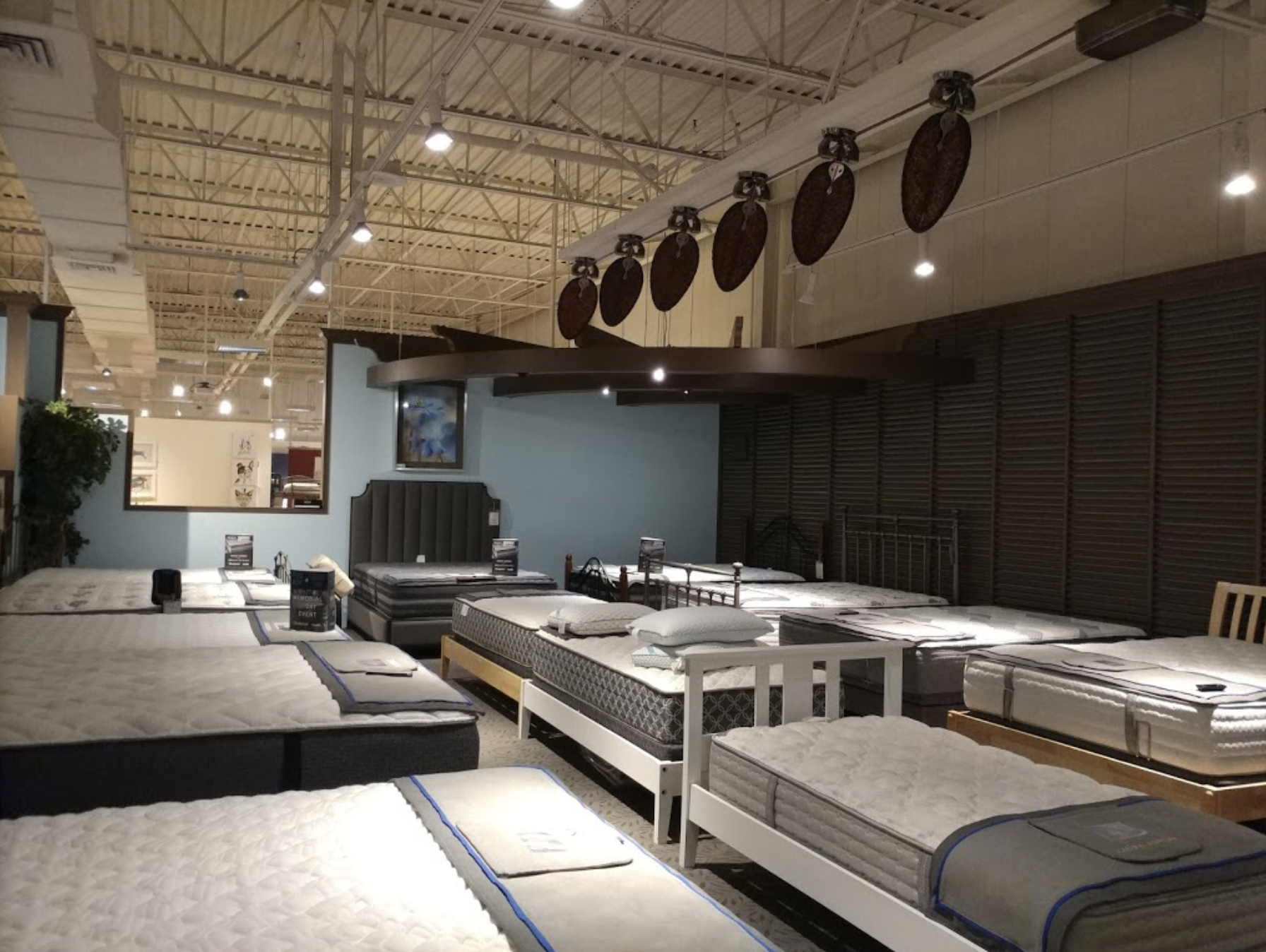 Cardi'S Furniture Mattresses – Natural Vita Talalay Latex Mattress Store In West Warwick Rhode Island