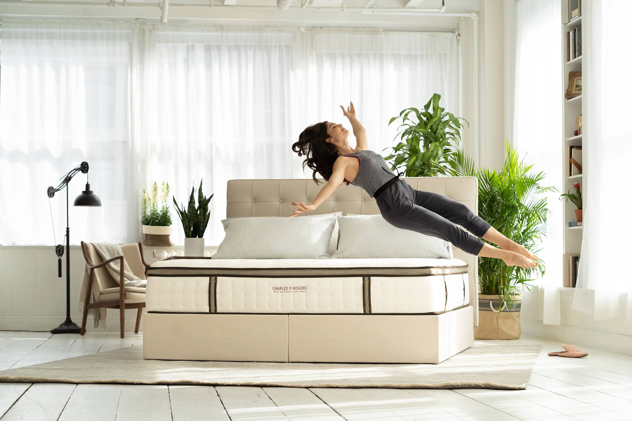 Charles P  Rogers – Natural Talalay Latex Mattress And Latex Pillow Store In New Jersey Nj
