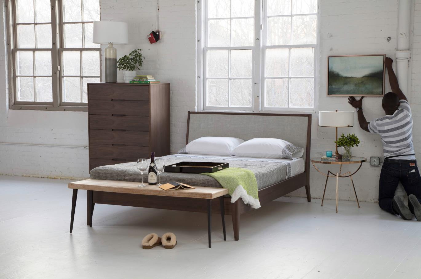 Circle Furniture Natural Talalay Latex Mattress In Middleton Ma