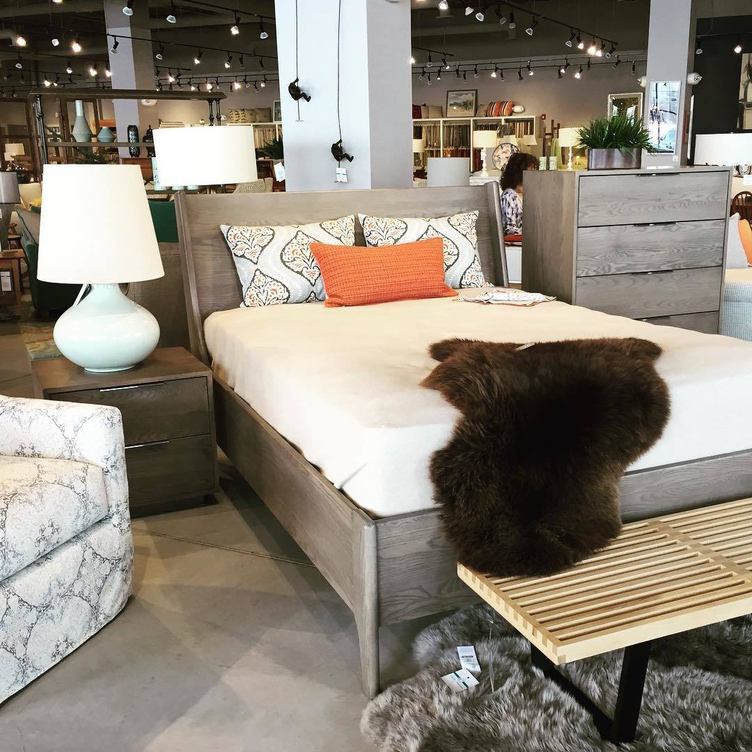 Attrayant Circle Furniture U2013 Natural Vita Talalay Latex Mattress Store In Framingham  Ma