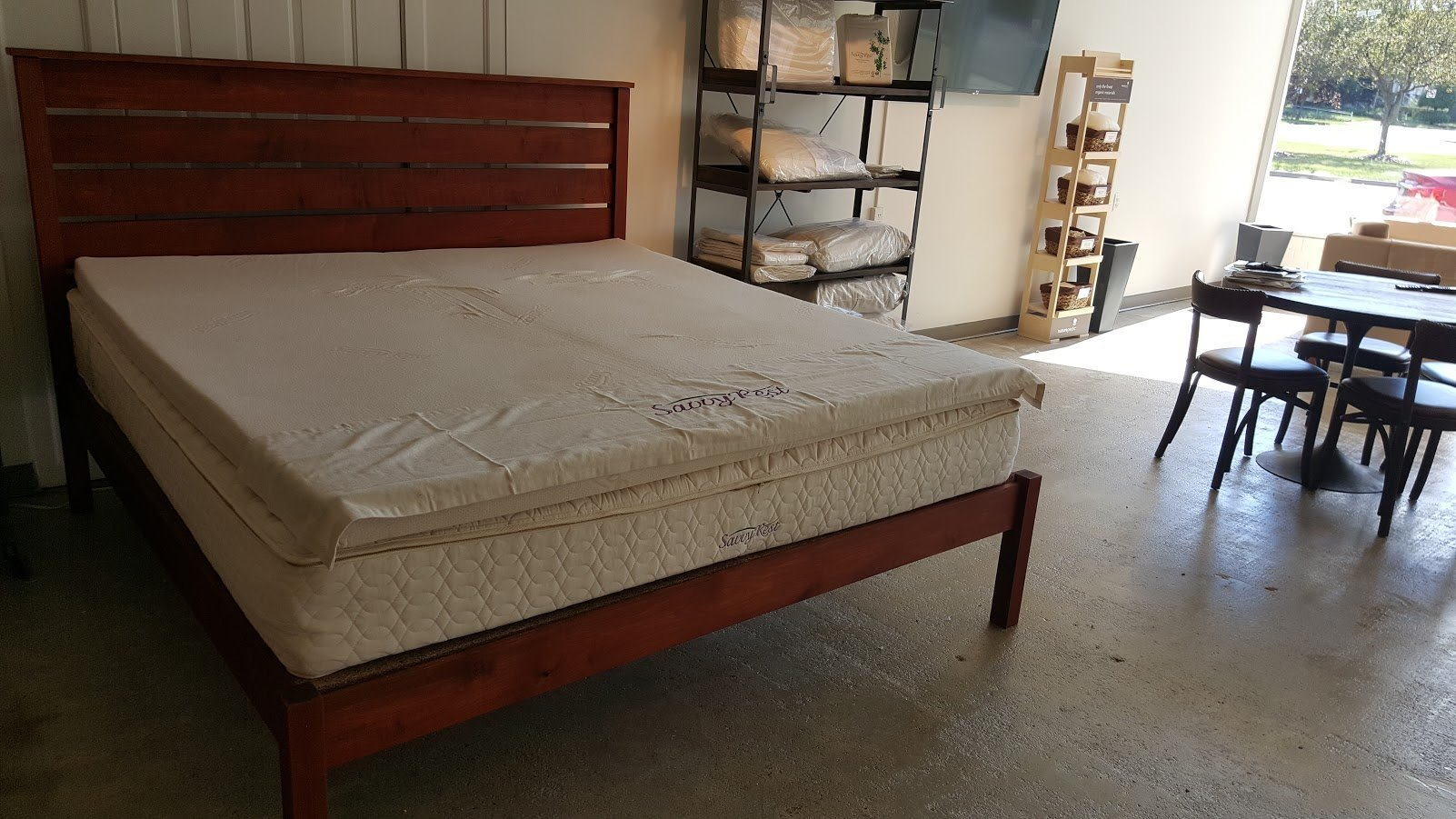 Earthscape – Natural Talalay Latex Mattress And Latex Mattress Topper Store In Troy Michigan