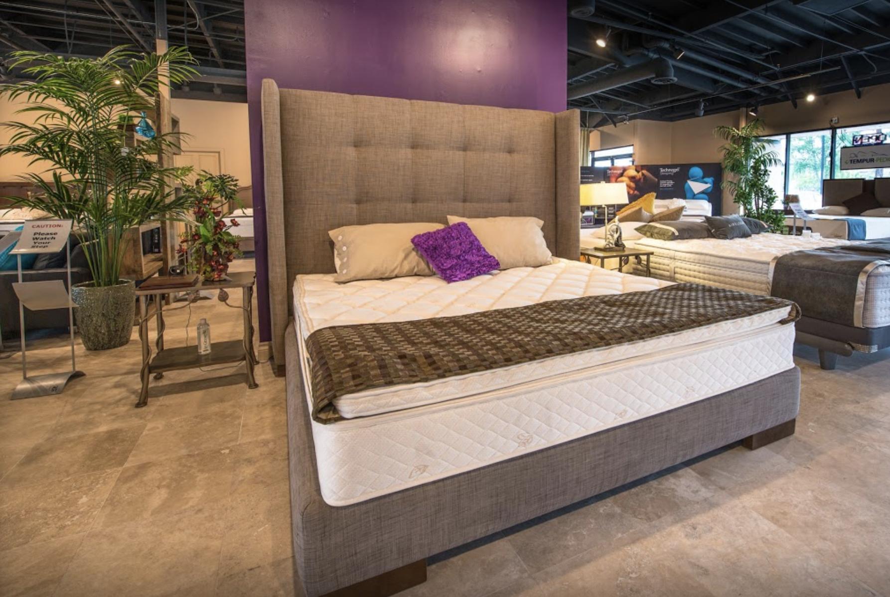 Ergo Beds – Natural Vita Talalay Latex Mattress Store In Las Vegas Nevada