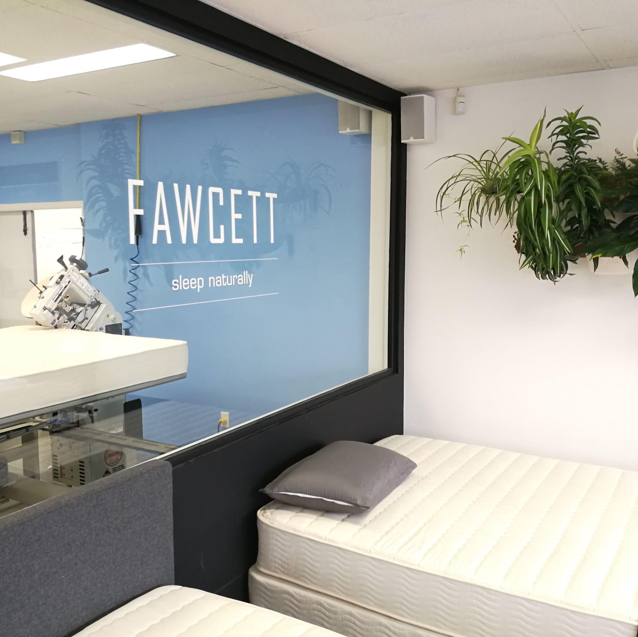 Fawcett Mattress Natural Talalay Latex Pillow Store Victoria Bc