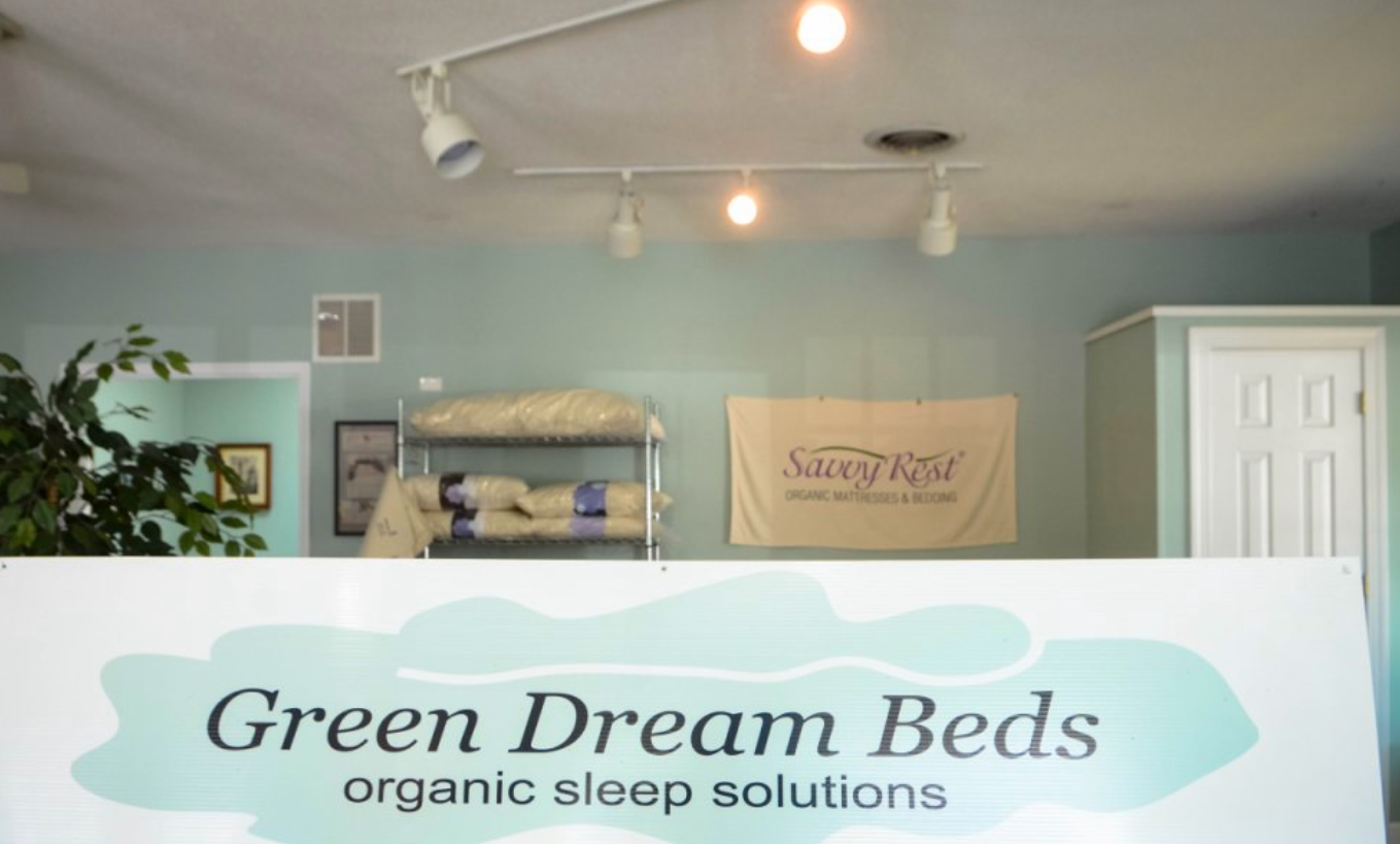 Green Dream Beds – Natural Vita Talalay Latex Mattress Store In Durham Nc