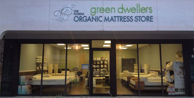 Green Dwellers Natural And Organic Mattress Store – Natural Vita Talalay Latex Mattress Store In Plantation Florida