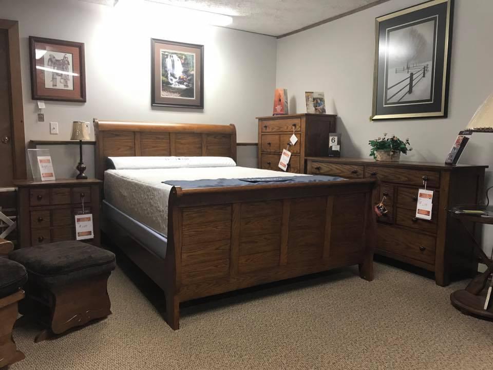 Hl Stephens Furniture Natural Vita Talalay Latex Mattress In Montour Falls Ny