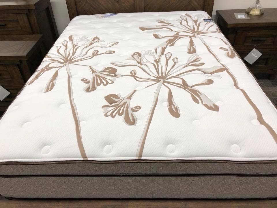 Hl Stephens Furniture Natural Vita Talalay Latex Mattress In Montour Falls New York