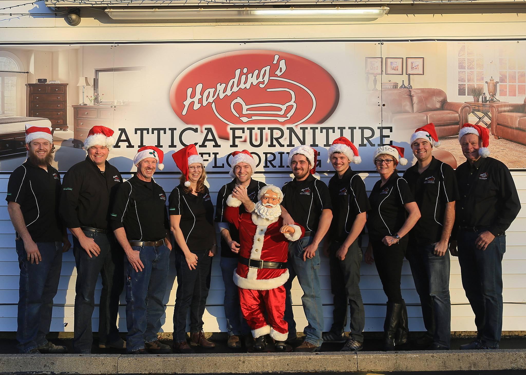 Harding'S Attica Furniture And Flooring – Natural Vita Talalay Latex Mattress Store In Attica New York