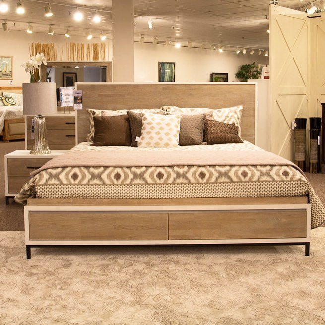 Haynes Furniture – Natural Vita Talalay Latex Mattress Store In Henrico Va