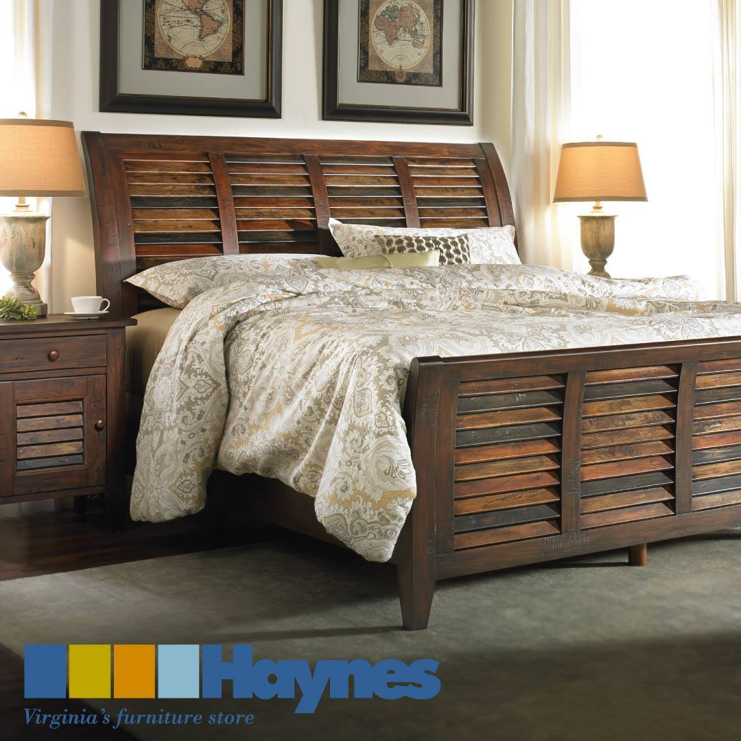 Haynes Furniture – Natural Vita Talalay Latex Mattress Store In Henrico Virginia
