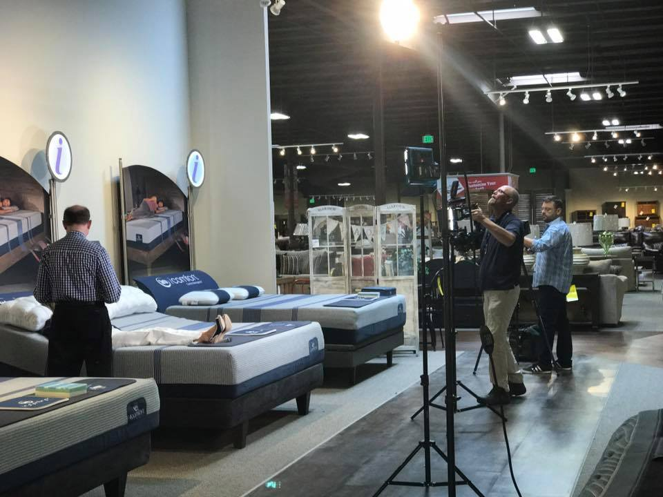 Knoxville Wholesale Furniture – Natural Vita Talalay Latex Mattress Store In Knoxville Tennessee