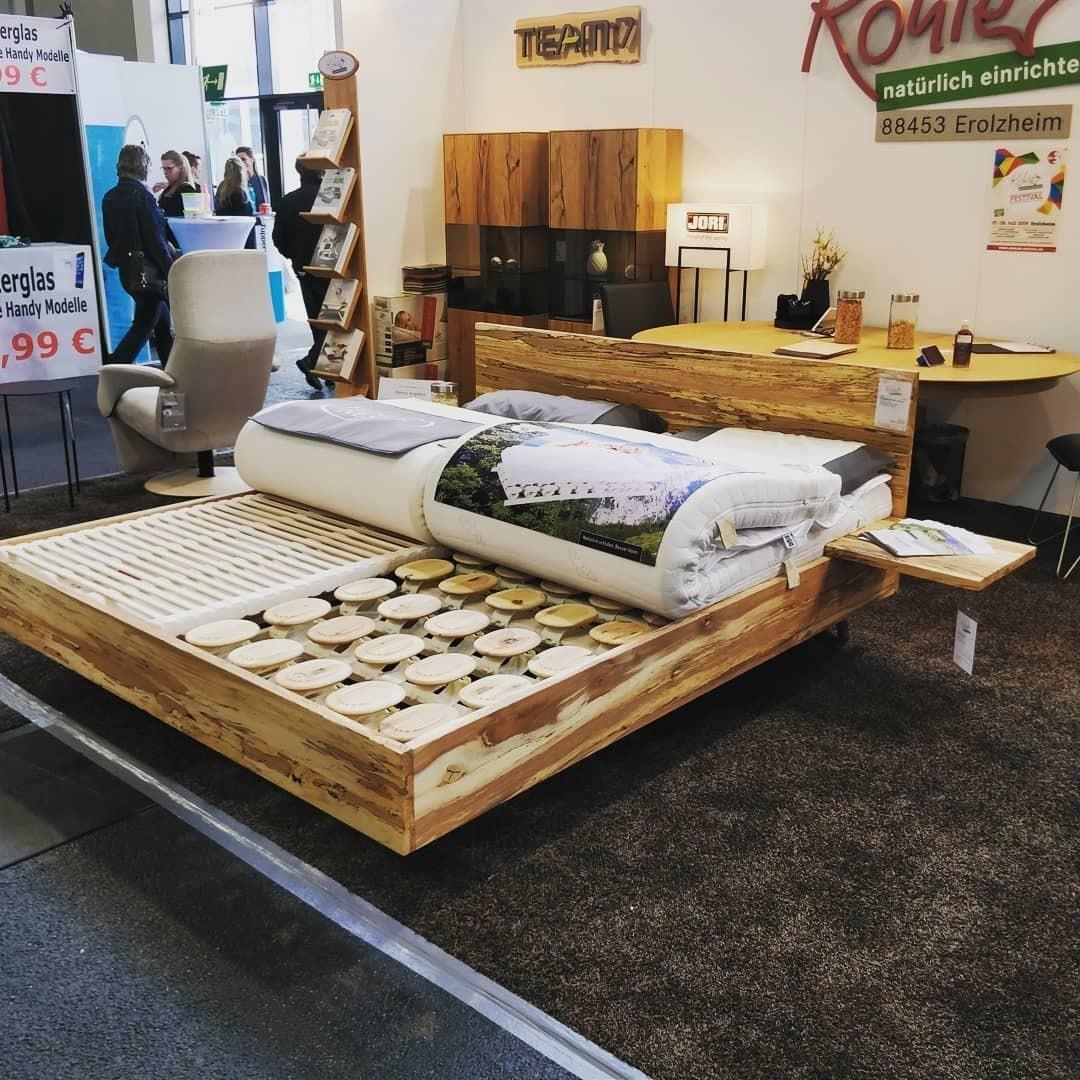 Kohler Natürlicher Talalay Latex Matratzengeschäft In Erolzheim Bw