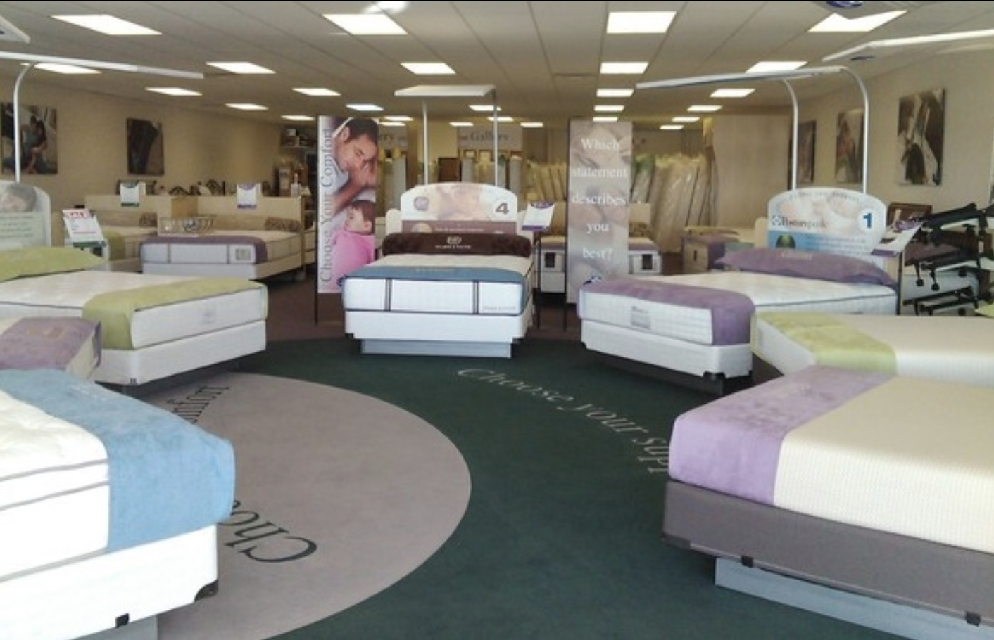 Lakeside Mattress – Natural Vita Talalay Latex Mattress Store In Macomb Mi