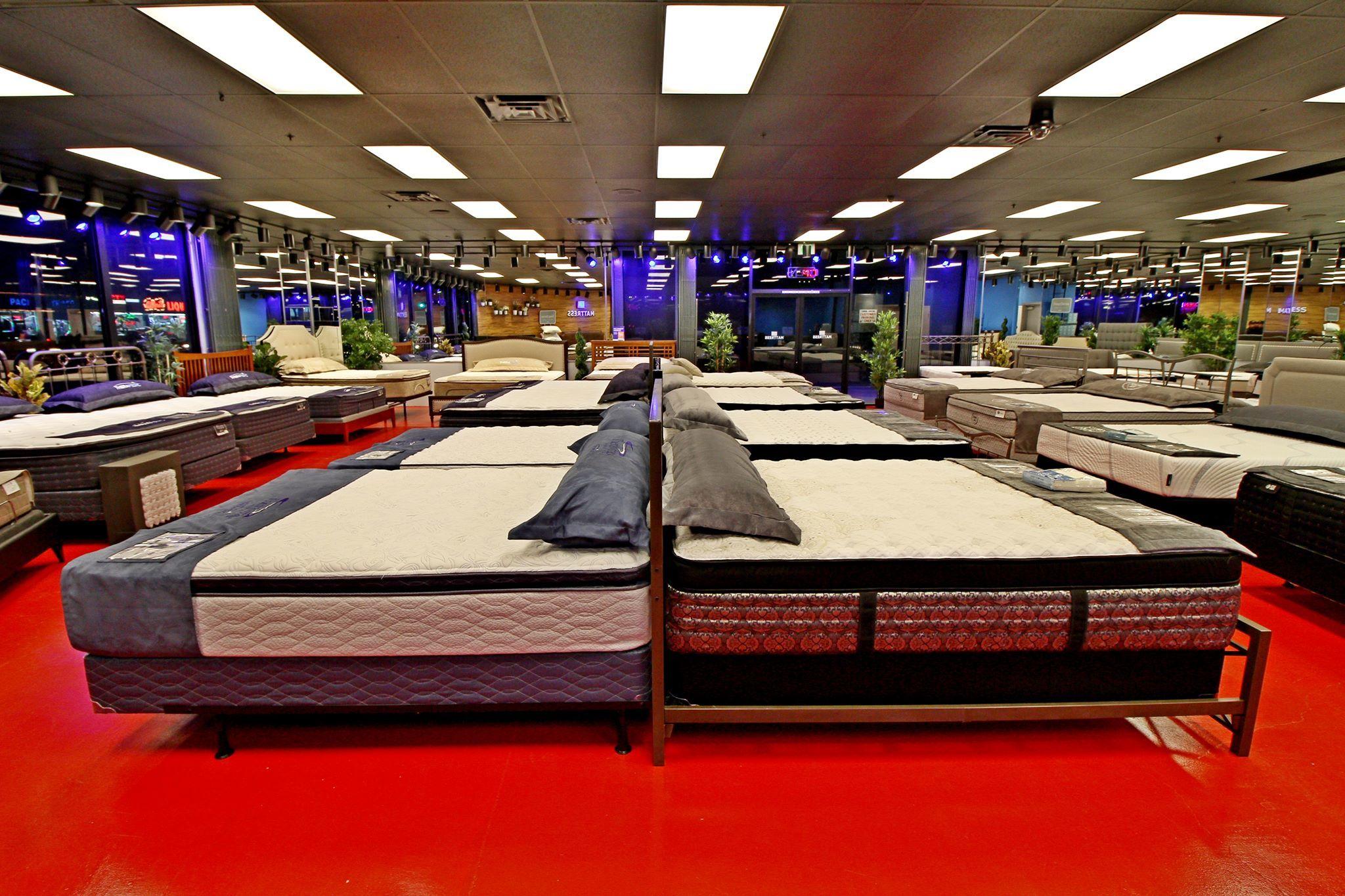 Los Angeles Mattress Store – Natural Vita Talalay Latex Mattress Store In Culver City California