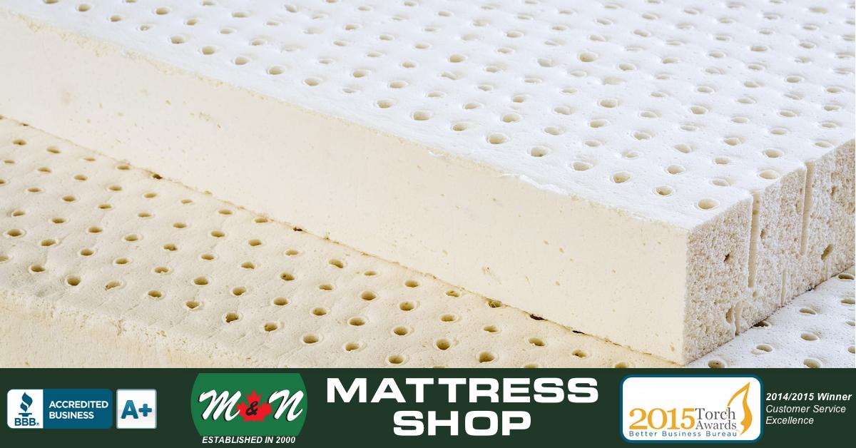 M N Mattress – Natural Talalay Latex Mattress Store In Parksville Bc