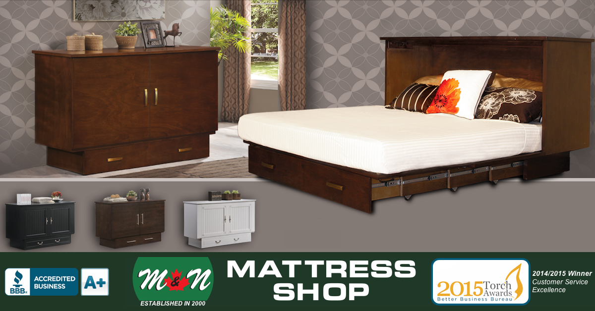 M N Mattress – Natural Vita Talalay Latex Mattress Store In Parksville Bc