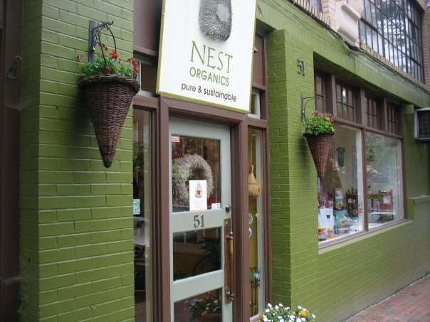 Nest Organics – Natural Talalay Latex Mattress Store In Asheville Nc