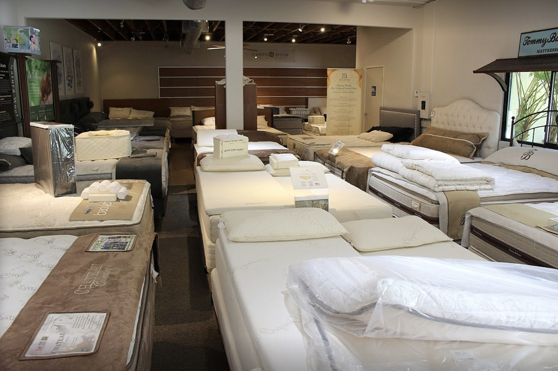 Santa Barbara Mattress – Natural Talalay Latex Mattress And Latex Pillow Store In Santa Barbara California