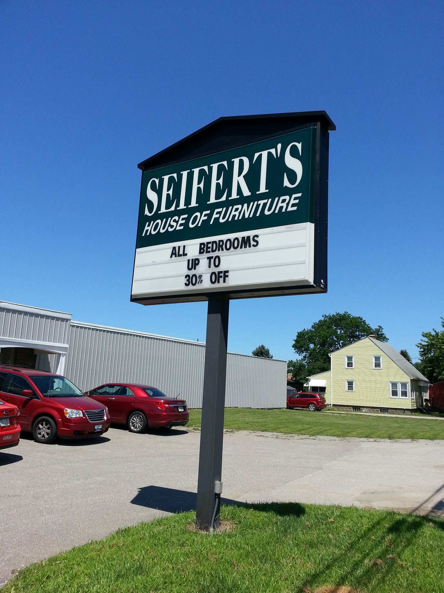 Seifert'S Furniture – Natural Vita Talalay Latex Mattress Store In Conneaut Lake Pa