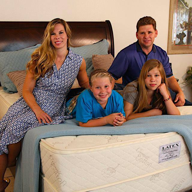 Sleep Ez – Natural Vita Talalay Latex Mattress Store In Tempe Az