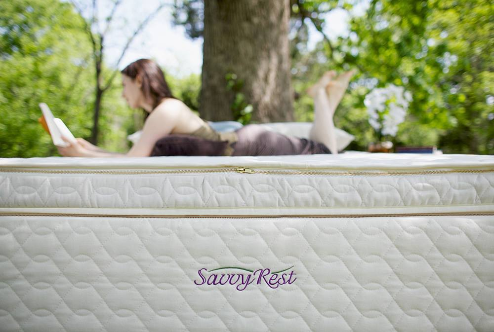 Sleighters Furniture And Sleep Natural Vita Talalay Latex Mattress In New Oxford Pa