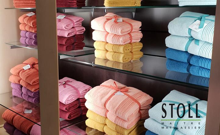 Stoll Maitre Matelassier - Natural Latex Pillow Ehlerange S