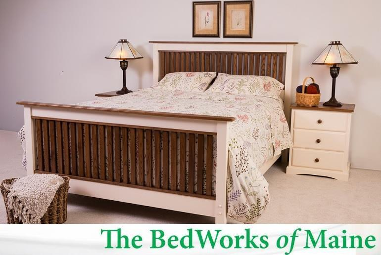 The Bedworks Of Maine – Natural Vita Talalay Latex Mattress Store In Brewer Me
