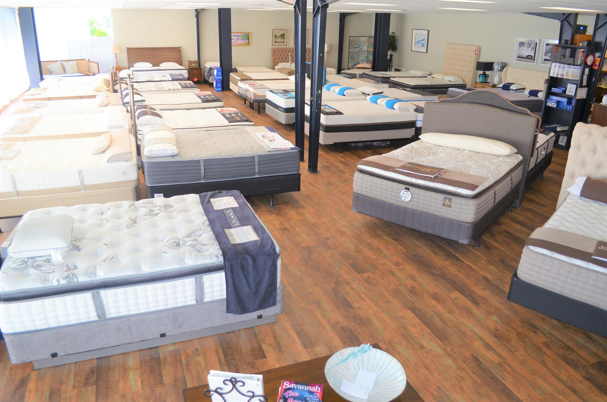 The Green Frog Sleep Center – Natural Talalay Latex Mattress And Latex Mattress Topper Store In Savannah Georgia