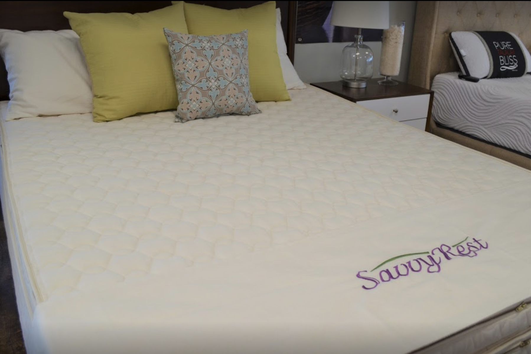 The Green Frog Sleep Center – Natural Vita Talalay Latex Mattress Store In Savannah Ga
