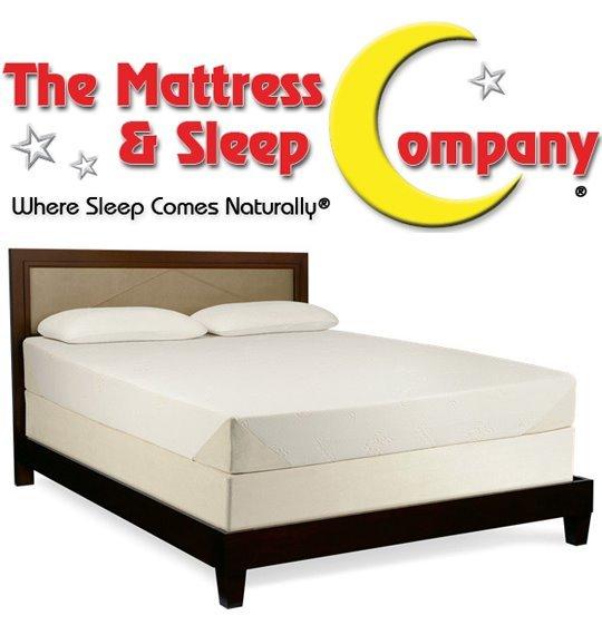 The Mattress Sleep Company – Natural Vita Talalay Latex Mattress Store In Edmonton Alberta
