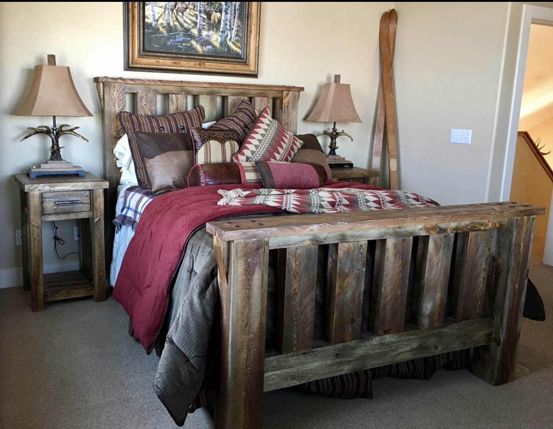 Utah Rustic Furniture By Bradleys Mattress Salt Lake City Ut