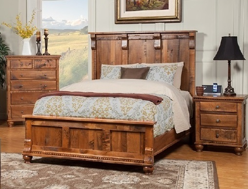 Utah Rustic Furniture By Bradleys – Natural Vita Talalay Latex Mattress Store In Salt Lake City Ut