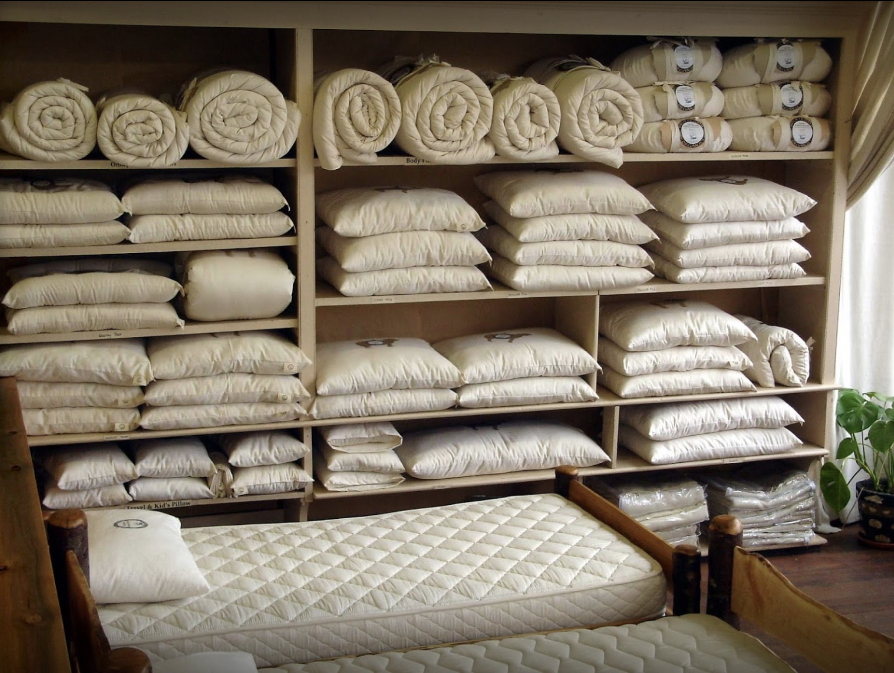 Your Organic Bedroom – Natural Talalay Latex Mattress And Latex Mattress Topper Store In Doylestown Pa
