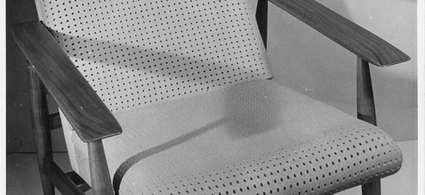 Radium090 20 07 1961 X Talalay Stoel Jaar Introductie