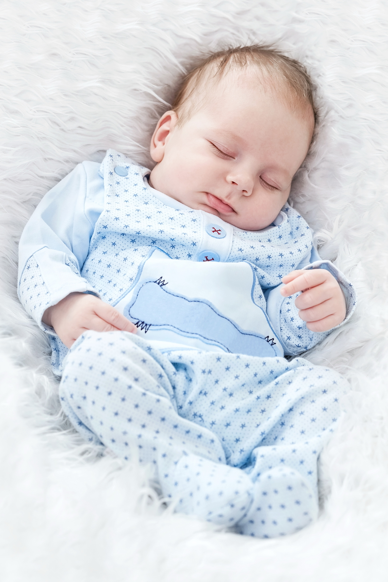 Baby Sleeping Position