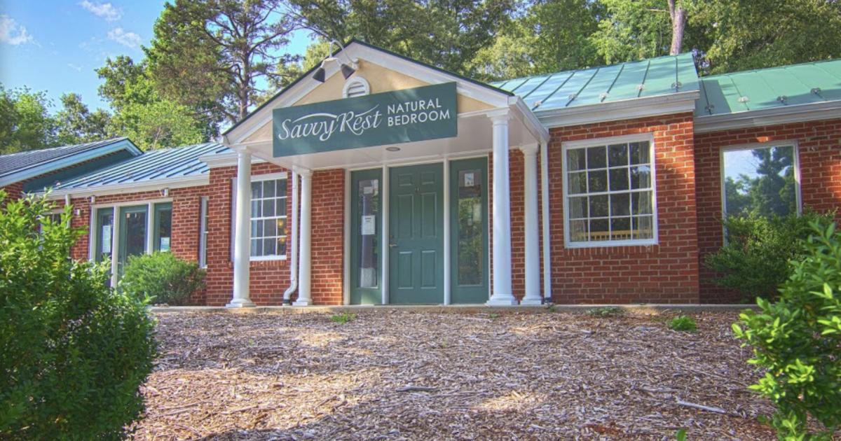 Savvy Rest Natural Bedroom Mattress Store Charlottesville Va