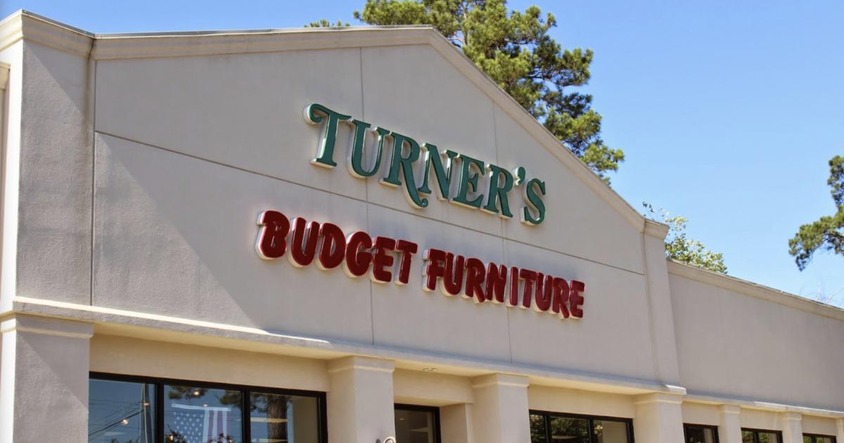 Turner S Furniture Latex Mattress Store Valdosta Ga