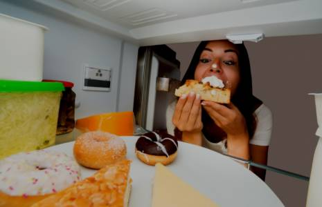 Night Eating Syndrome Or Night Eating Dissorder